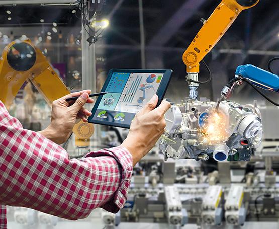 Robotisation des procédés